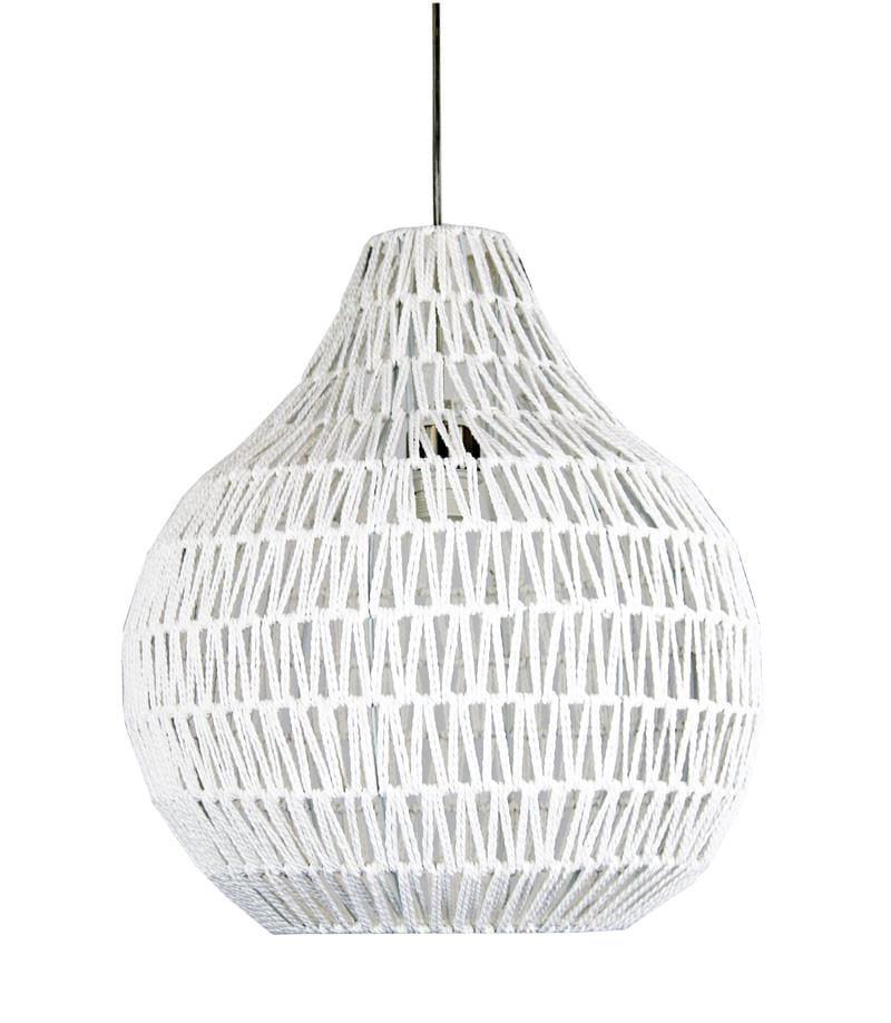 Cooper 45 White Pendant Shade Only E27