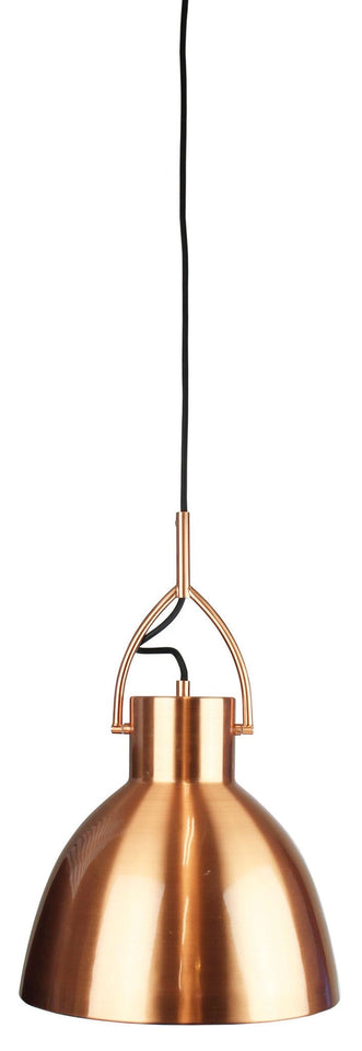 Pendant Light Brushed Copper Vintage Industrial Perno.30