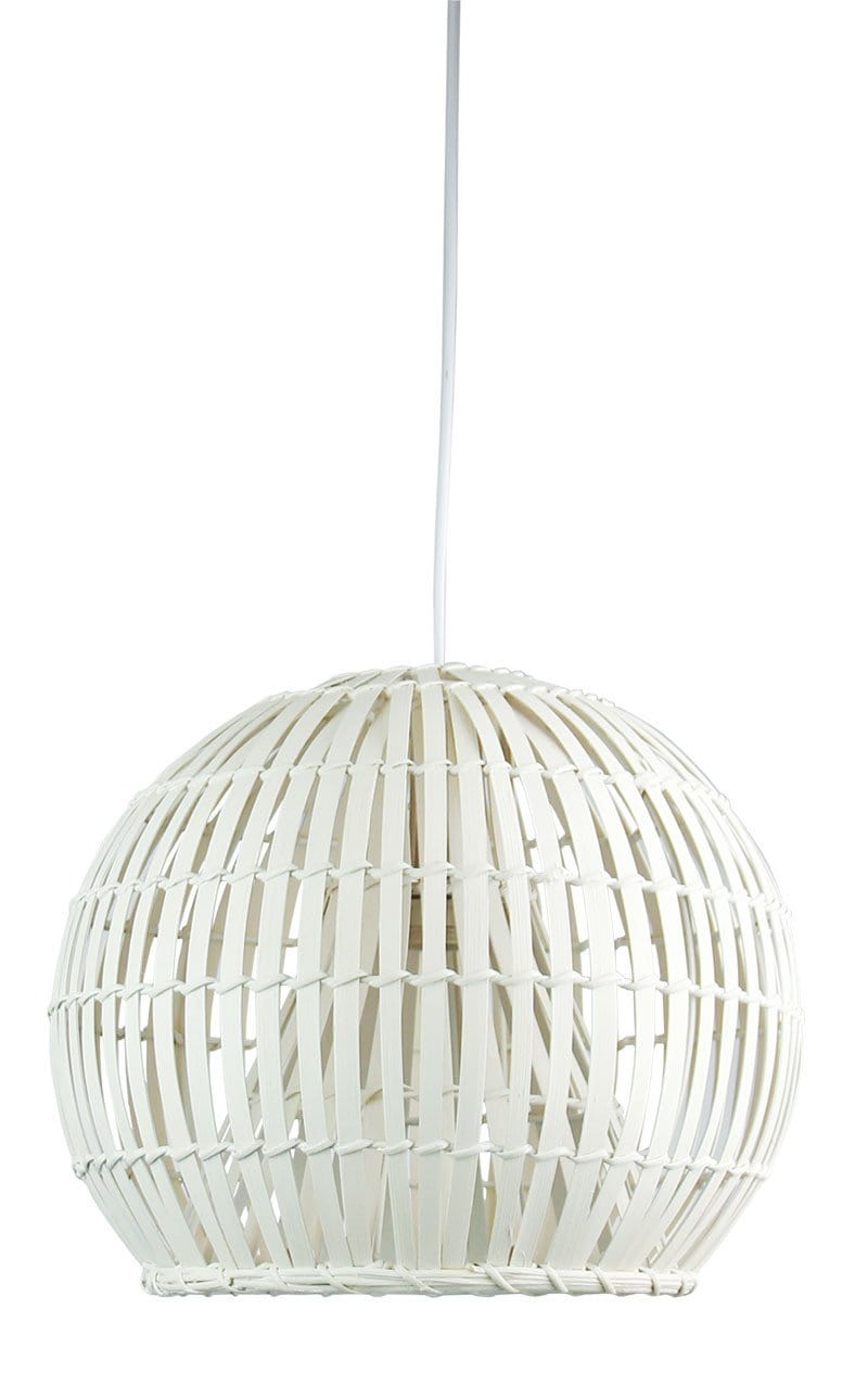 Pendant Light Antique White Satori 36