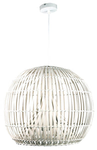 Pendant Light Cane White Satori