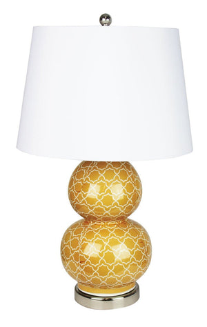 Table Lamp Orange Bol