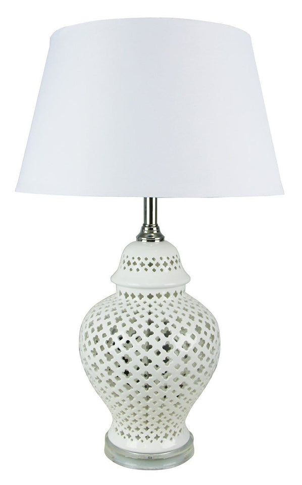 Table Lamp Patterned Galla