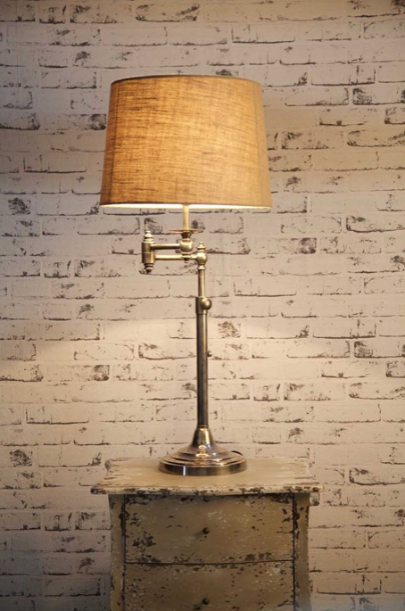 Desk Lamp Macleay Swing Arm Desk Lamp Antique Brass