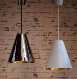 Pendant Light Conrad Black, Copper, Silver, White