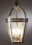 Pendant Light Piccadilly Pendant Lamp Shiny Nickel