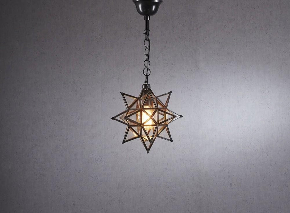 Pendant Light Star Pendant Lamp Small