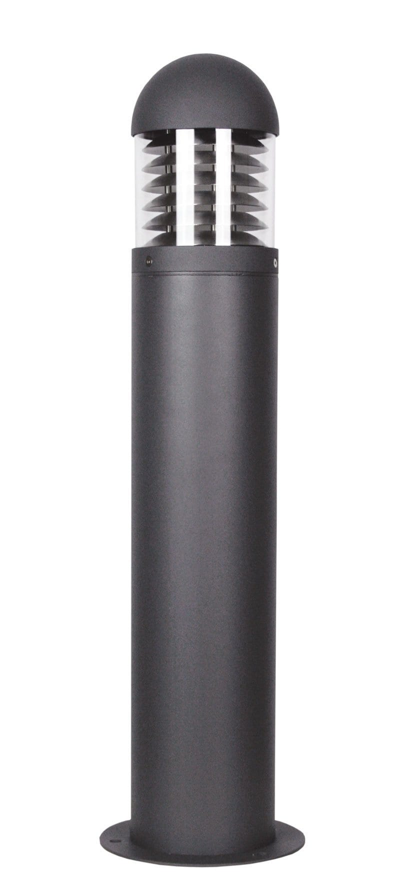 Bollard Smart Post And Top Graphite Outdoor Light Terzo