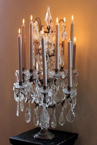 Chandelier Table Lamp Estella Candelabra Large