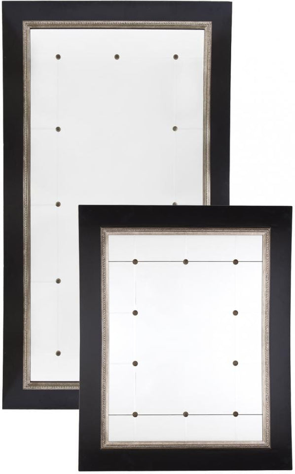 Columbo Black Wall Mirror