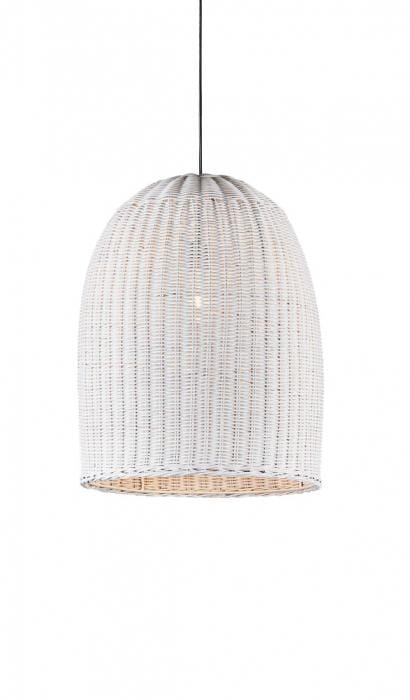 Pendant Light Bowerbird White