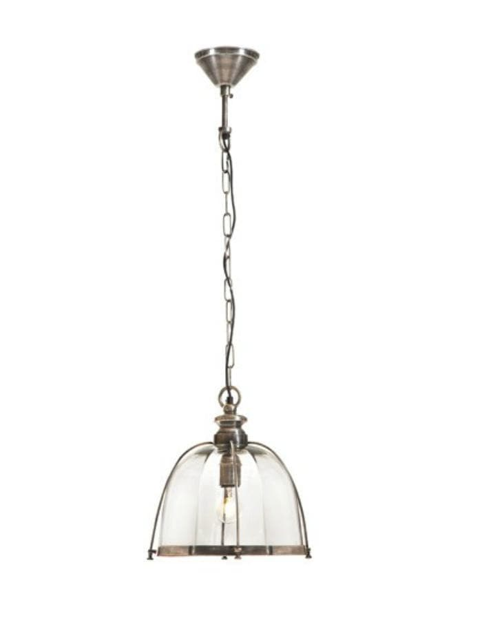 Pendant Light Avery Antique Silver