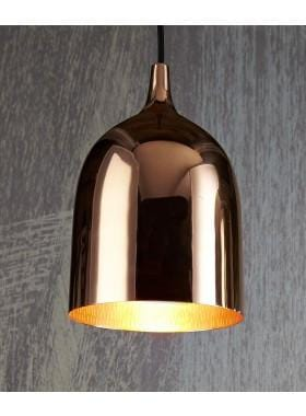 Pendant Light Lumi-R Ceiling Lamp Copper