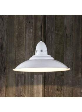 Pendant Light Brighton Hanging Lamp In White