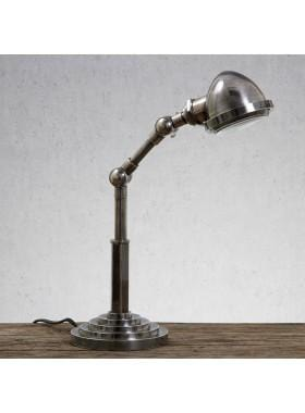 Desk Lamp Cosmo Table Lamp In Antique Silver