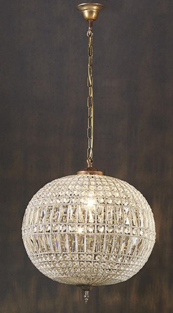 Chandelier Palermo Extra Large 80 Dia X 58 H