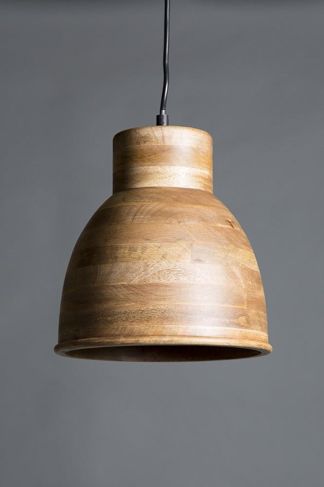 Pendant Light Wooden Natural Veneto