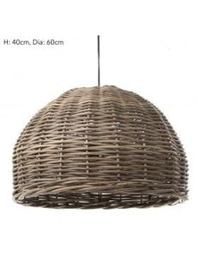 Pendant Light Rattan Hanging Pendant Large D60Xh40