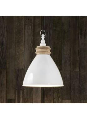 Pendant Light Sardinia Hanging Lamp In Off White