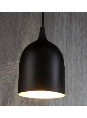 Pendant Light Lumi-R Ceiling Lamp Black Label Silver