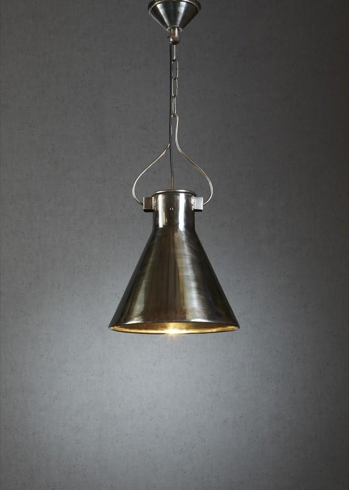 Pendant Light Malawi Hanging Lamp Silver Or Copper