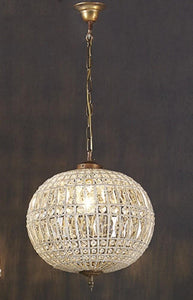 Chandelier Palermo Small 40 Dia