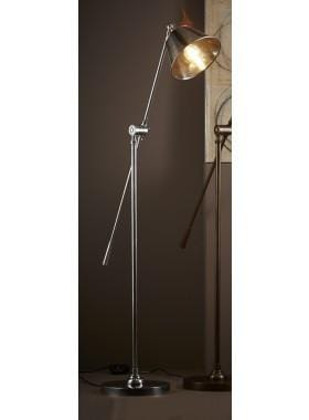 Floor Lamp Winslow Floor Lamp Antique Silver