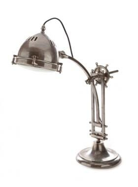 Desk Lamp Seabury Desk Lamp Antique Silver