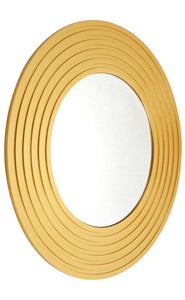 Aria Gold Mirror