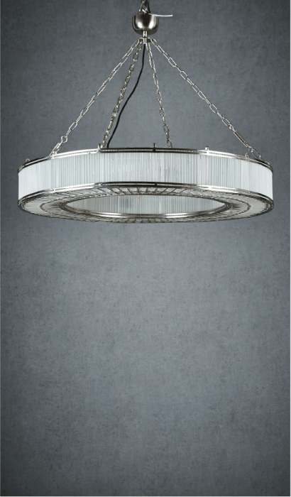 Franschhoek Ring Chandelier