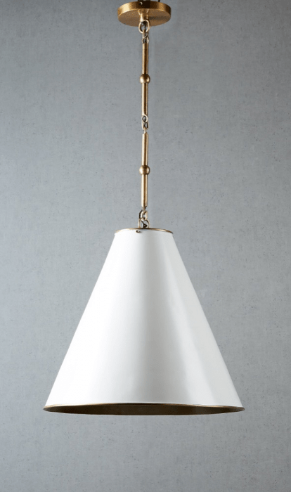 Pendant Light Monte Carlo Brass Lining