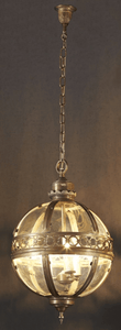 Pendant Light Amalfi Small 70 H X 40 Dia Cm