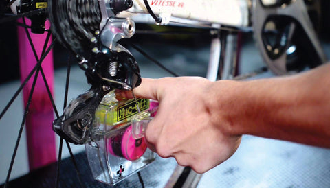 Bicycle Cleaning + Lube