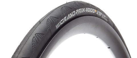 Continental Grand Prix 4000 S II - 700 x 23 Tire