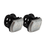 Blackburn 2'Fer UBS Rechargeable Bike Lights, 2 Pack