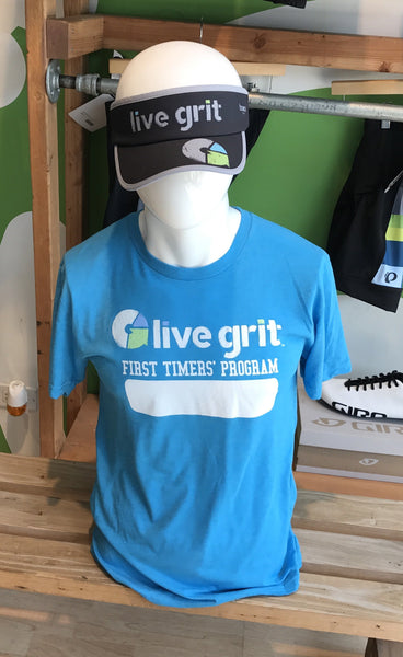 2017 Live Grit First Timers' T-Shirt