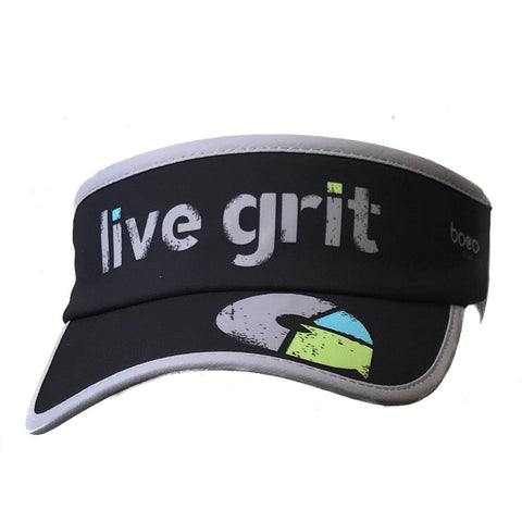 Live Grit Run Visor