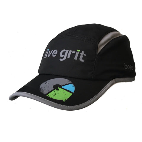 Live Grit Run Hat