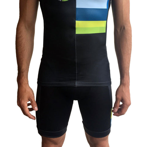 Live Grit Elite Men's Triathlon Short by Pearl Izumi