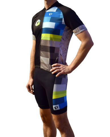 Live Grit Select LTD Cycling Jersey by Pearl Izumi for Men