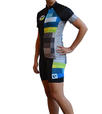 Live Grit/Pearl Izumi Women's Cycling Kit Package