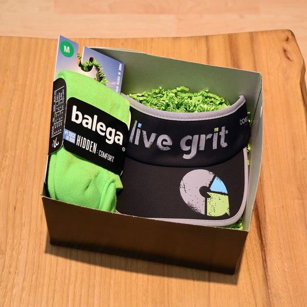 Live Grit Running Package #3