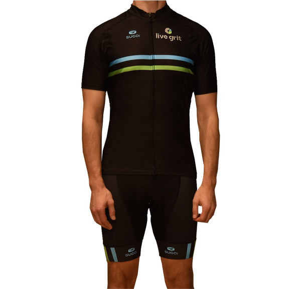 Live Grit/Sugoi Men's Cycling Kit Package