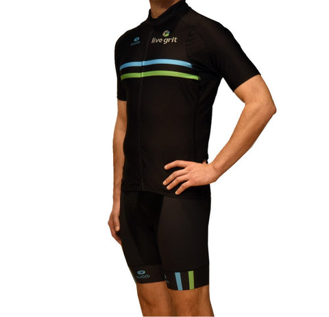Live Grit RS Jersey by Sugoi for Men