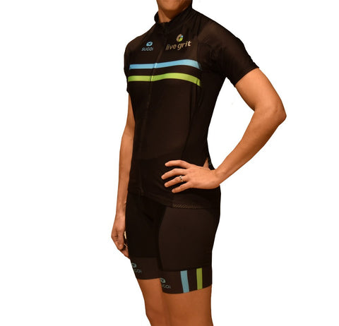 Live Grit RS Jersey by Sugoi for Women