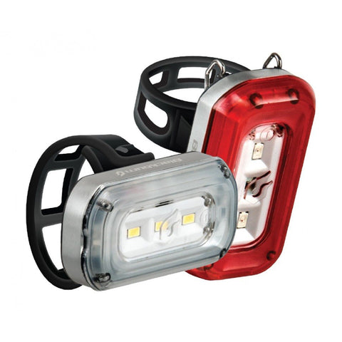 Blackburn Central 100 Front & 20 Rear Combo Light Set