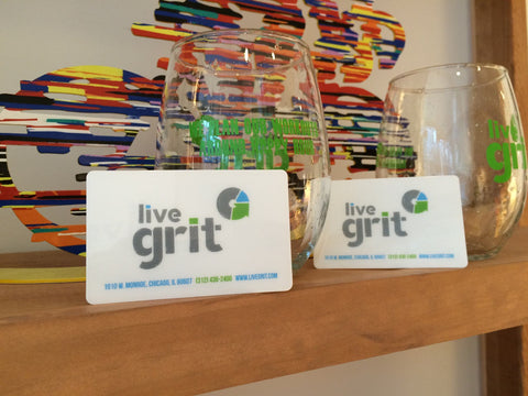 Live Grit Gift Card