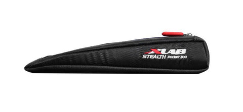 XLAB Stealth Pocket 300, Black, Aero Top Tube Bag