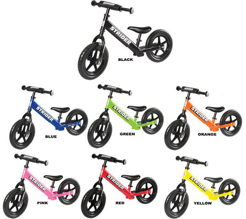 Strider Sport Kids Balance Bike