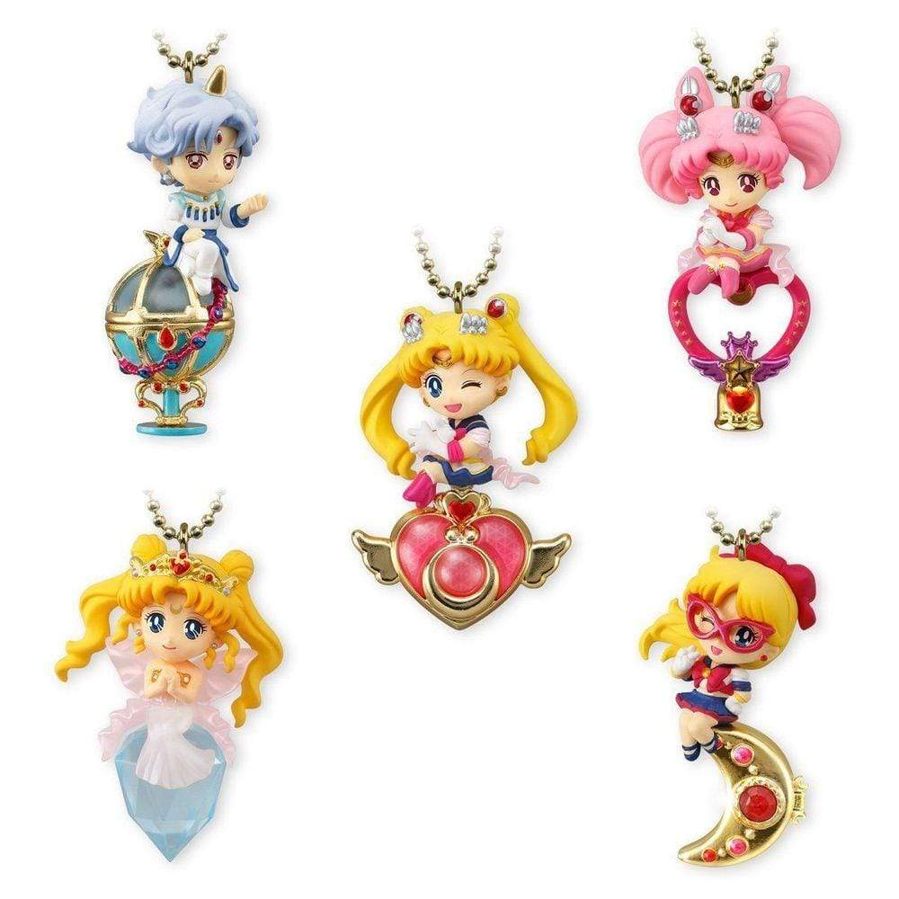 Sailor Moon Twinkle Dolly Series 4 by Bandai