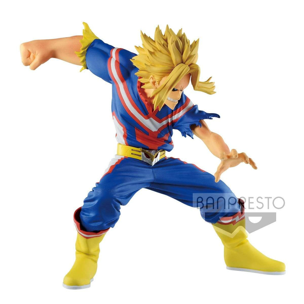 All Might My Hero Academia Colosseum Special Figure by Banpresto